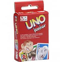 Mattel Kartenspiel Uno Junior