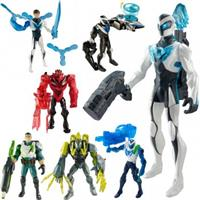 Mattel Max Steel Sort. Y95070 Basis-Aktionsfiguren, Charakter wählbar