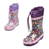 Playshoes Gummistiefel Flora