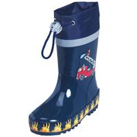 Playshoes Wellies Feuerwehr, selectable size