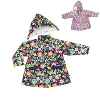 Playshoes Raincoat Flora