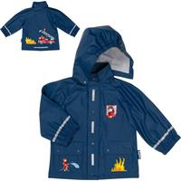 Playshoes Raincoat Fire Engine, selectable size