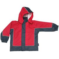 Playshoes Raincoat 2-in-1 navy/red