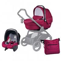 Peg Perego SET XL incl. Carrycot Navetta XL Infant Car seat Diaper Bag Agata