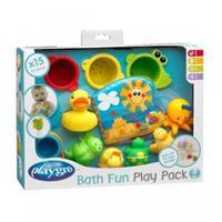 Playgro Badespielzeug Geschenkset 15-teilig