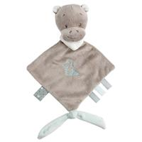 Nattou Mini-Cuddle Cloth Hippo