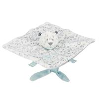 Nattou Cuddle Cloth Snow Leopard