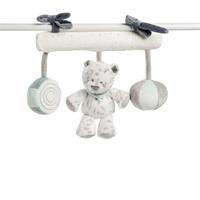 Nattou Toy for Infant Carrier Serie Loulou, Lea & Hippolyte