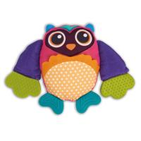 Oops My Strong Teeth! - Double Texture Teether - Mr. Wu Owl