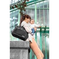 Babymoov Wickeltasche Style Bag Dotwork Detaol 02