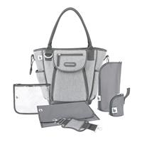 Babymoov Wickeltasche Daily Bag Smokey