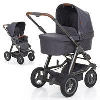 ABC Design Viper 4 Kinderwagen mit Lufträdern & Tragewanne ab Geburt