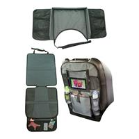 Altabebe Travel Set 1 incl. Backrest Pocket, Seat Protection and Travel Tray