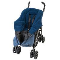 Altabebe Winterfusssack AL2277P stroller open