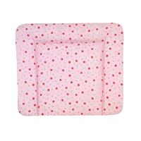 Alvi Wickelauflage Molly 70x85 cm Glückspilz rosa