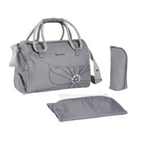 Badabulle Changing Bag Grey/Lila