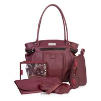 Babymoov Wickeltasche Glitter Bag | Cherry