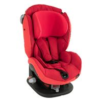 BeSafe Izi Comfort Kindersitz 2017 Tone in tone Ruby Red