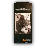 BeSafe Schutzbezug Fahrzeugsitz ISOfix Lederoptik schwarz