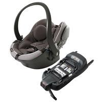 BeSafe iZi Go Modular Babyschale & Base MetallicM