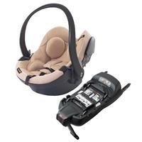BeSafe iZi Go Modular Babyschale & Base IvoryM