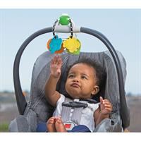 Bkids Gaga Teething and Grabbing Toy Infant Carrier