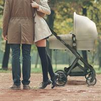 Brevi Kinderwagenaufsatz für Kinderwagen Presto