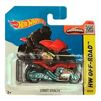 Mattel Hot Wheels Spielzeug Auto CFH09 Street Stealth