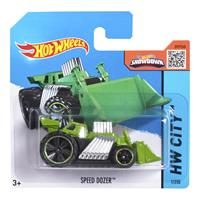 Mattel Hot Wheels Spielzeug Auto CFH27 Speed Dozer
