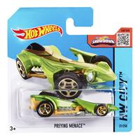 Mattel Hot Wheels Spielzeug Auto CFH53 Preying Menace