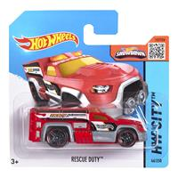 Mattel Hot Wheels Spielzeug Auto CFH66 Rescue Duty