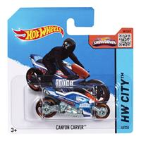 Mattel Hot Wheels Spielzeug Auto CFJ29 Canyon Craver