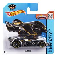 Mattel Hot Wheels Spielzeug Auto CFJ50 Batmobile