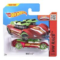 Mattel Hot Wheels Spielzeug Auto CFK86 What-4-2