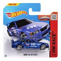 Mattel Hot Wheels Spielzeug Auto CFK90 BMW E36 M3 Race