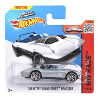 Mattel Hot Wheels Spielzeug Auto CFL27 Corvette Grand Sport Roadster