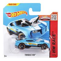 Mattel Hot Wheels Spielzeug Auto CFL77 Twinduction