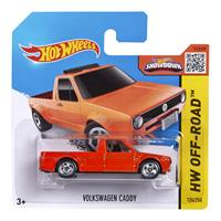 Mattel Hot Wheels Spielzeug Auto CFV19 Volkswagen Caddy
