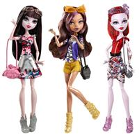 Mattel Monster High Buh York Städte-Grausflug CHW57