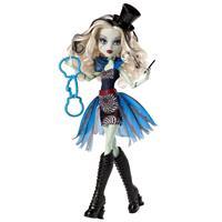 Mattel Monster High Schaurig Show Puppen CHY01 Frankie Stein Hauptbild