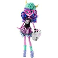 "Mattel Monster High ""The New One"" Pupils-Horror-School Exchange Kjersti Trollsøn"