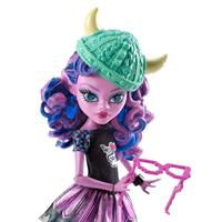 "Mattel Monster High ""Die Neuen"" Schüler Graustausc Kjersti Trollsøn Detaillierte Ansicht 02"