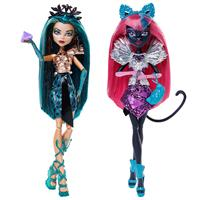 Mattel Monster High Buh York. Buh York Falsches Spiel CJF30