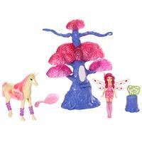 Mattel Mia & Me - Magischer Baum Mini-Spielset CJL54