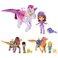 Mattel Disney Sofia die Erste - Pferd und Puppe Sortiment CKB24