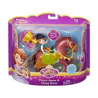 Mattel Disney Sofia Pferd u Puppe Sortiment CKB25 James und Pferd Hauptbild