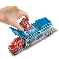Mattel Disney Cars Macks Farbwechsel Station Detailansicht 01