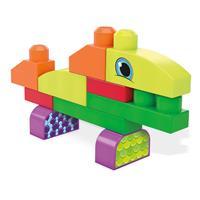 Mega Bloks Thementasche Lustige Tiere Detail 05