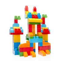 Mega Bloks Bausteinebeutel - Deluxe 150 Teile - Grundfarben - Refresh