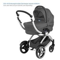 Chicco Kinderwagenaufsatz Babywanne fuer Sportwagen Artic ANTHRACITE 11359 1 Detaillierte Ansicht 02